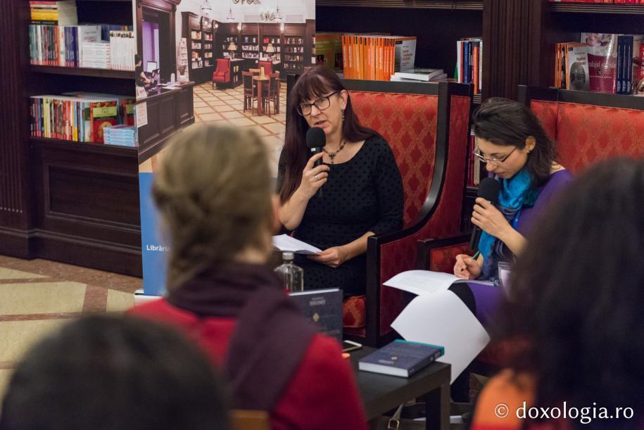 """Lansarea cărții """"Plânsul de bucurie-făcător"""" - autor Hannah Hunt (UK)/ Fotografii: Adrian Sârbu"""